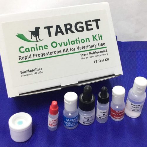 Target Box and Cup with bottle by Target Vet