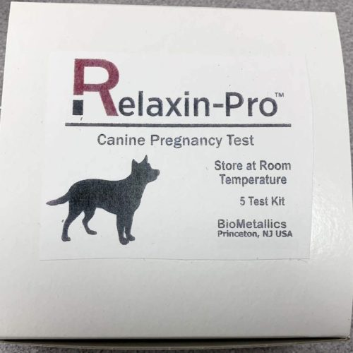 Relaxin Pro Canine Pregnancy Test